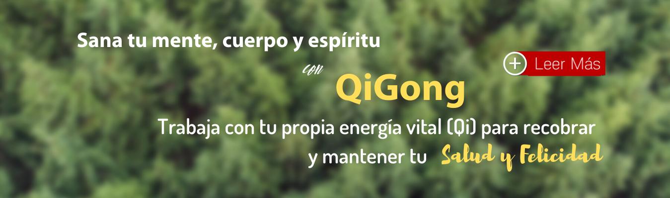 Sana tu mente, cuerpo y espíritu con QiGong