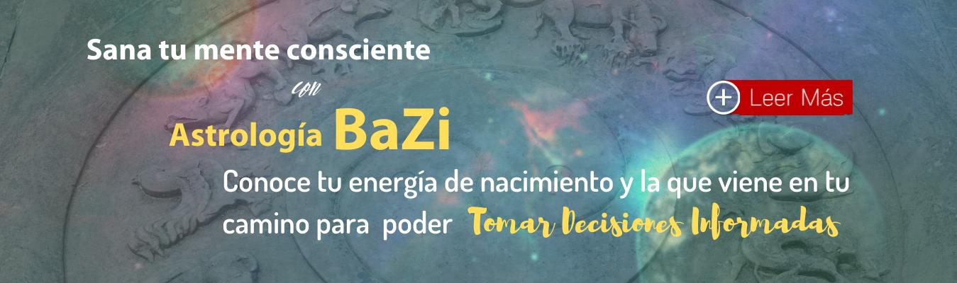 Sana tu mente con Astrología BaZi