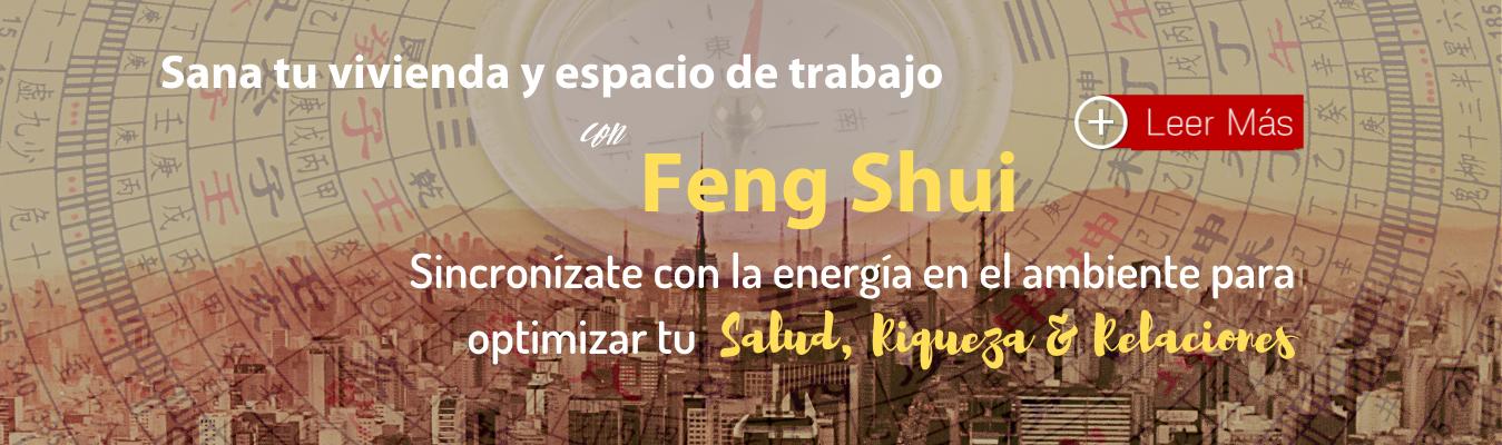 Sana tu vivienda y espacio de trabajo con Feng Shui