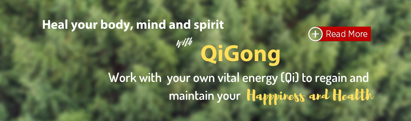 Heal your body, mind and spirit with QiGong